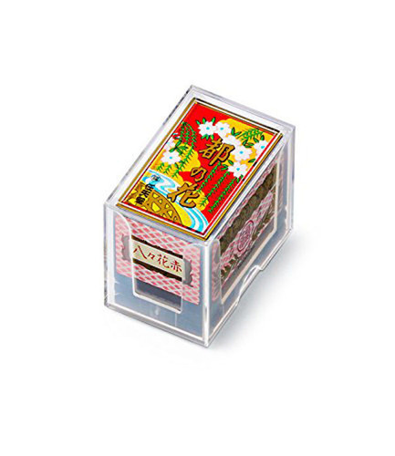 Nintendo 516555 Japanese Playing Cards (Hanafuda) Flower Red