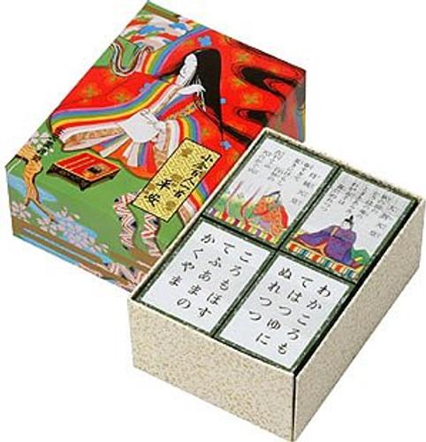 Nintendo 410129 Hyakunin Isshu (100 Poems) Heian