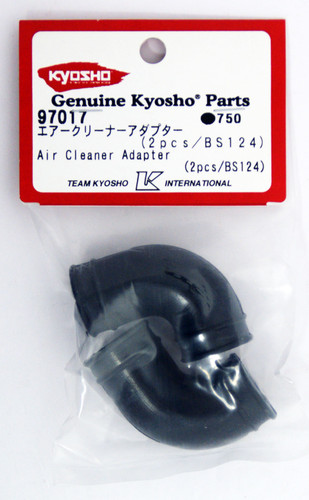 Kyosho   97017 Air Cleaner Adapter (2pcs/BS124)