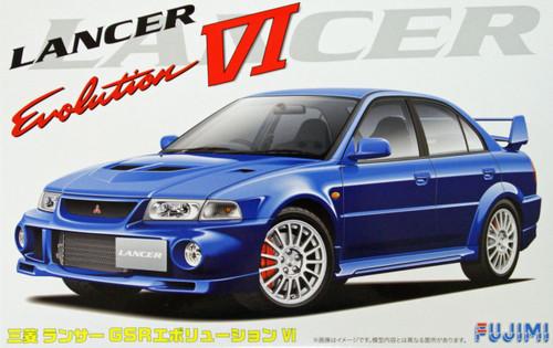 Fujimi ID-107 Mitsubishi Lancer GSR Evolution VI 1/24 Scale Kit 038902