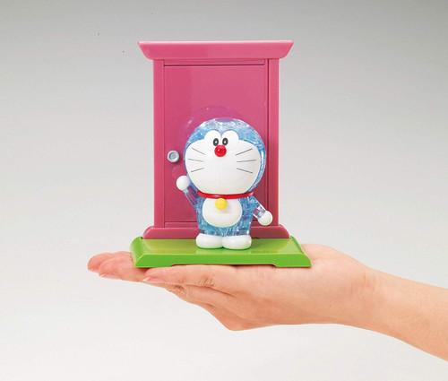 Beverly Crystal 3D Puzzle 486169 Doraemon (44 Pieces)