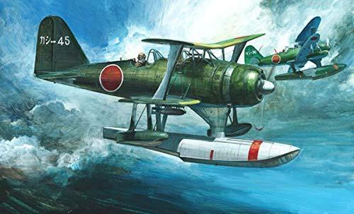 Fujimi C-12EX2 Mitsubishi Type Zero Observation Seaplane Model 11 (Nagato, Kashima Group) 1/72 Scale Kit