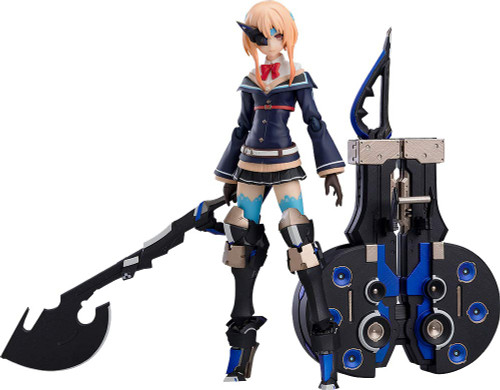 Max Factory Figma 456 San (Heavily Armed High School Girls)