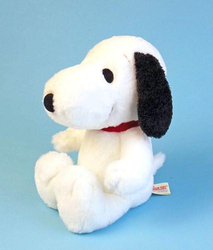Nakajima Peanuts Plush Doll 'Basic Snoopy' S TJN