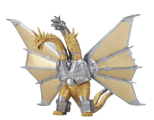 Bandai Godzilla 2018 Movie Monster Series Mecha King Ghidorah Figure