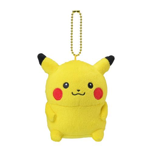 Pokemon Center Original Mascot 24 Hour Pokemon CHU Line Stamp Pikachu