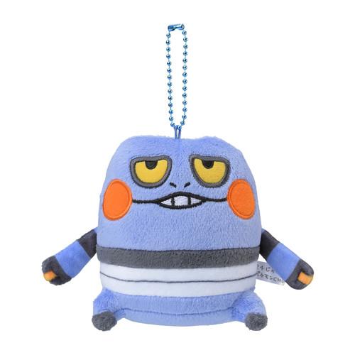 Pokemon Center Original Mascot 24 Hour Pokemon CHU Line Stamp Croagunk