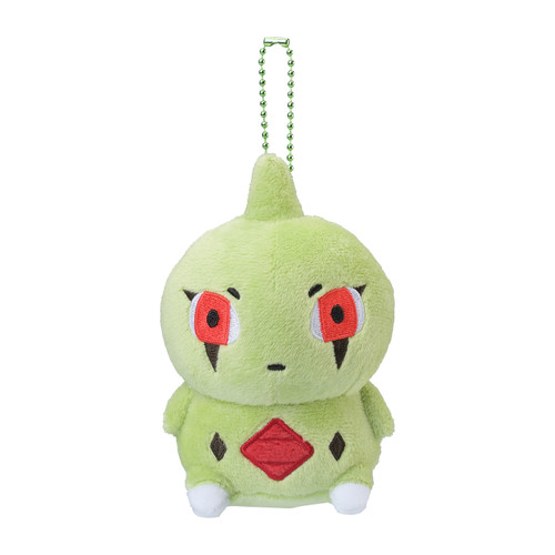 Pokemon Center Original Mascot 24 Hour Pokemon CHU Line Stamp Larvitar