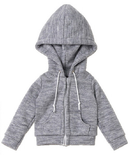 Azone POC437-GRY PNS Boy Cotton Parka Gray