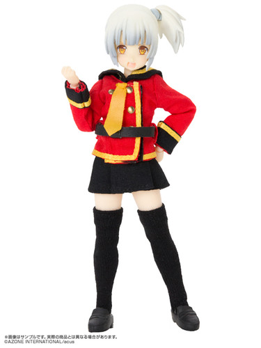 Azone ALC046-AWH Assault Lily Series 046 [Custom Lily] Type-A Ver.2.0 (White)