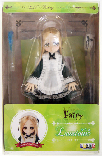Azone PID032-LFL 1/12 Piconeemo D Lil'Fairy Primure Fairy Association Lemieux