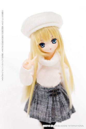 Azone POD002-AWV 1/6 Ex Cute 12th Series Aika Wicked Style IV Ver.1.1 (Pure Neemo S)