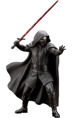 Kotobukiya SW159 ARTFX+ Kylo Ren 1/10 Scale Figure (Star Wars The Rise of Skywalker)