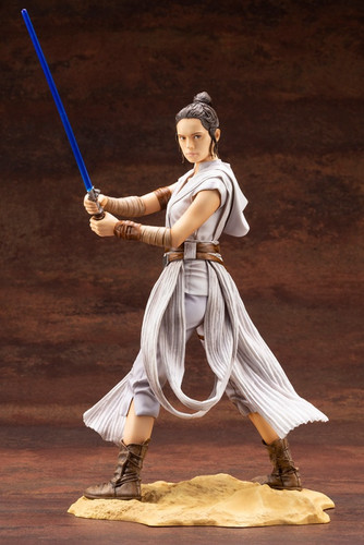 Kotobukiya SW155 ARTFX Star Wars Rey The Rise of Skywalker Ver. 1/7 Scale Figure