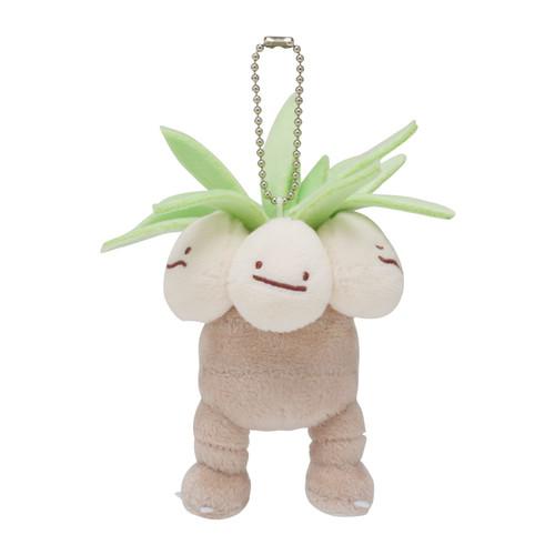 Pokemon Center Original Mascot Transform! Ditto Metamon Exeggutor
