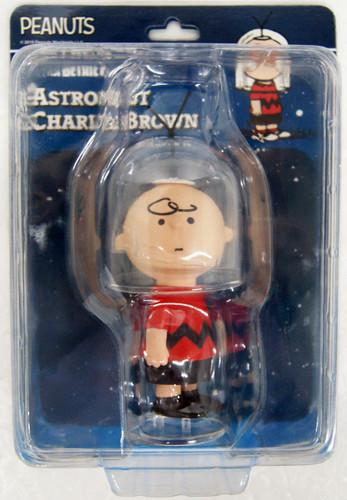 Medicom UDF-492 Ultra Detail Figure Peanuts Series 10 Astronaut Charlie Brown