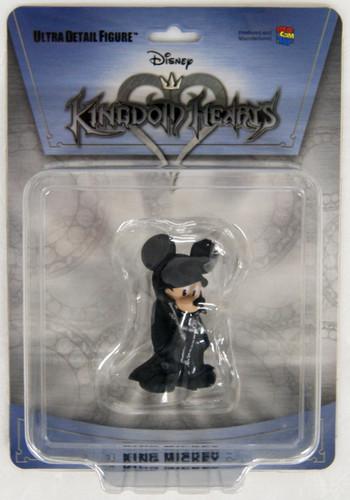 Medicom UDF-474 Ultra Detail Figure King Mickey Mouse (Kingdom Hearts)