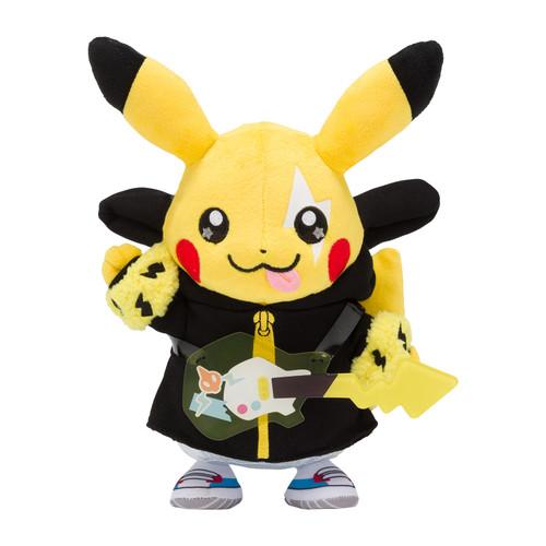 Pokemon Center Original Plush Doll Band Fes Pikachu