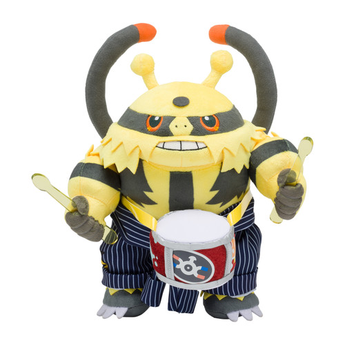 Pokemon Center Original Plush Doll Band Fes Electivire (Elekiburu)