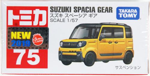 Tomy Tomica 75 Suzuki Spacia Gear 798569