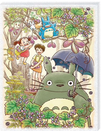 Ensky Jigsaw Puzzle ATB-13 Studio Ghibli My Neighbor Totoro I Got a Lot (366 Pieces)