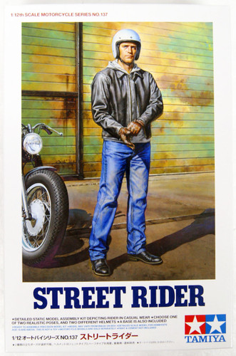 Tamiya 14137 Street Rider 1/12 Scale Kit
