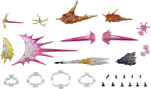Bandai Robot Spirits Side MS Effect Parts Set ver. A.N.I.M.E. (Mobile Suit Gundam)