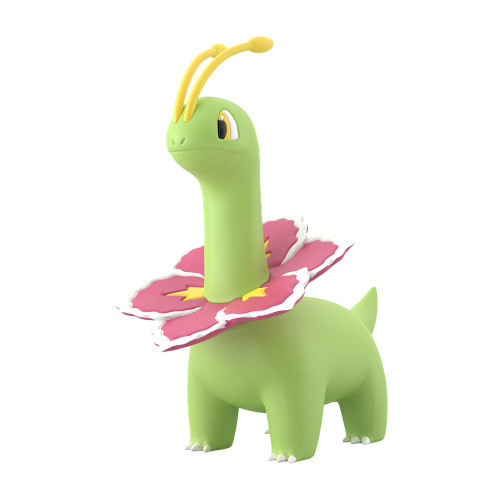 Bandai Candy Pokemon Scale World Johto Region Meganium 1/20 Scale Figure