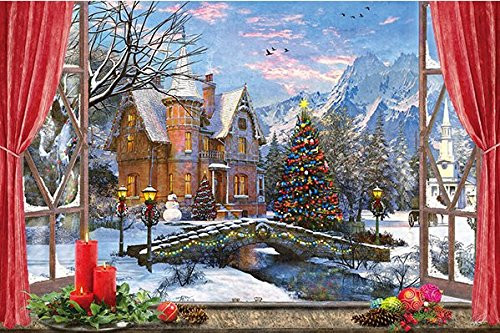 APPLEONE Jigsaw Puzzle 1000-816 Tender Holiday (1000 Pieces)