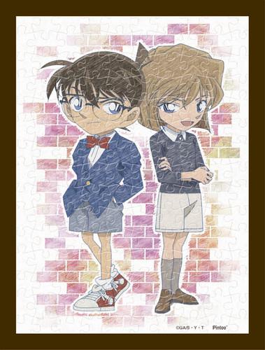 Ensky Jigsaw Puzzle MA-31 Detective Conan Conan Edogawa and Ai Haibara (150 S-Pieces)