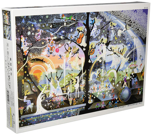APPLEONE Jigsaw Puzzle 1000-496 Fountain of Love (1000 Pieces)