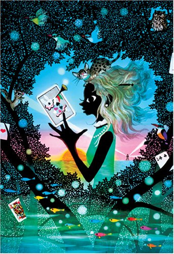 APPLEONE Jigsaw Puzzle 300-199 Alice Heart (300 Pieces)