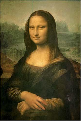 Epoch Jigsaw Puzzle 10-518 Leonardo da Vinci Mona Lisa (1000 Pieces)