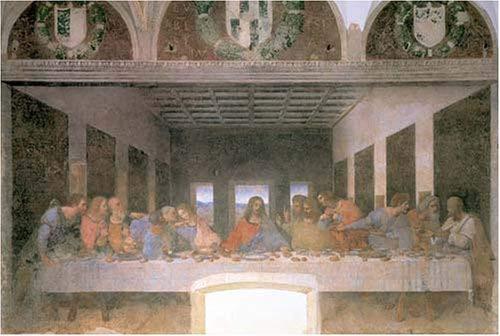 Epoch Jigsaw Puzzle 10-607  Leonardo da Vinci The Last Supper (1000 Pieces)