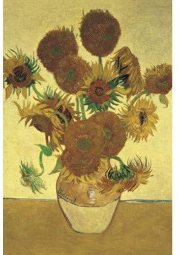 Epoch Jigsaw Puzzle 23-534 Vincent van Gogh Sunflowers (2016 S-Pieces)