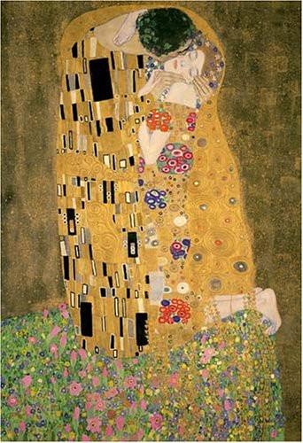 Epoch Jigsaw Puzzle 25-031s Gustav Klimt The Kiss (300 Pieces)