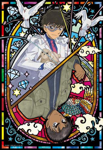 Epoch Jigsaw Puzzle 26-319S Detective Conan Kid VS Kyogoku (300 Pieces)