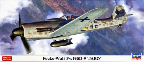Hasegawa 01967 Focke-Wulf Fw190D-9 JABO 1/72 Scale Kit