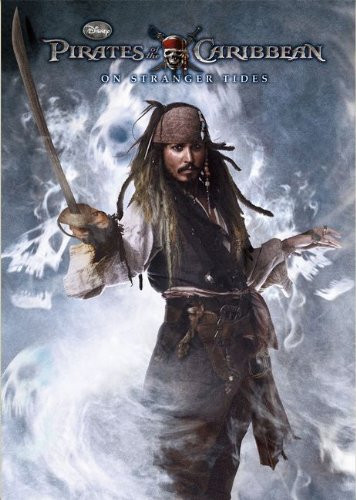 Tenyo Japan Jigsaw Puzzle DG315-107 Disney Pirates of Caribbean (315 Pieces)