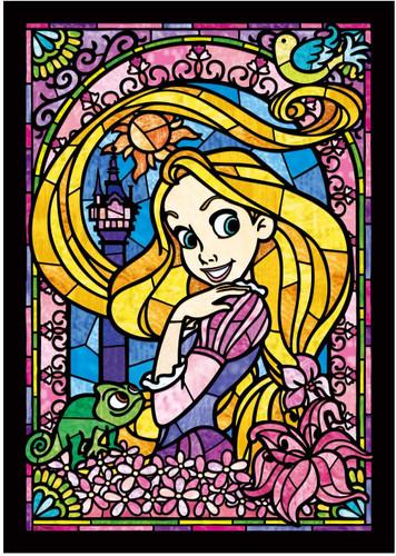 Tenyo Japan Jigsaw Puzzle DSG266-748 Disney Tangled Rapunzel (266 Pieces)