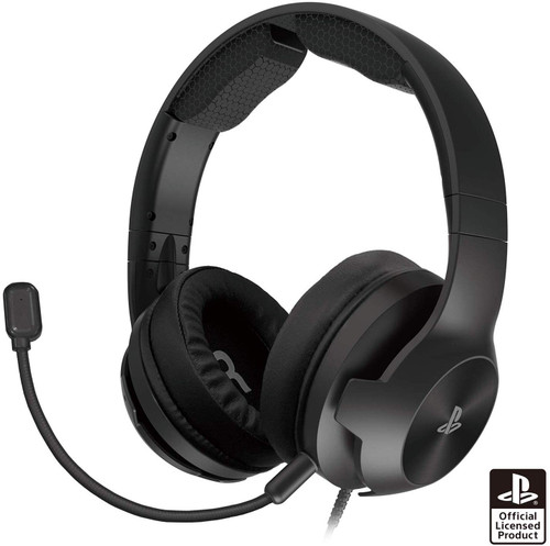 Hori PS4 PlayStation 4 Gaming High Grade Headset (Black) JTK-4961818031128