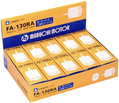 (10 PCS) Mabuchi FA-130RA Small DC Motor (FA-130) 4580265061313