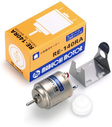 (10 PCS) Mabuchi RE-140RA Small DC Motor (RE-140) 4580265061412