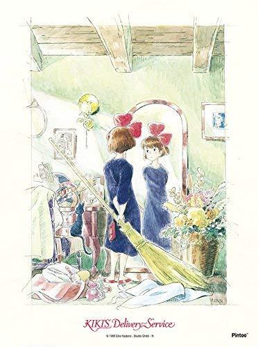 Ensky Jigsaw Puzzle MA-07 Studio Ghibli Kiki's Delivery Service Daylight Room (150 S-Pieces)