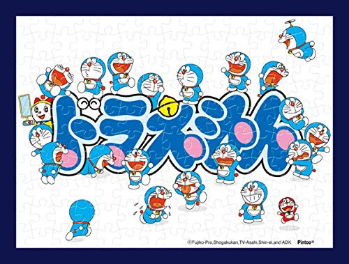 Ensky Jigsaw Puzzle MA-39 Doraemon All Together (150 S-Pieces)