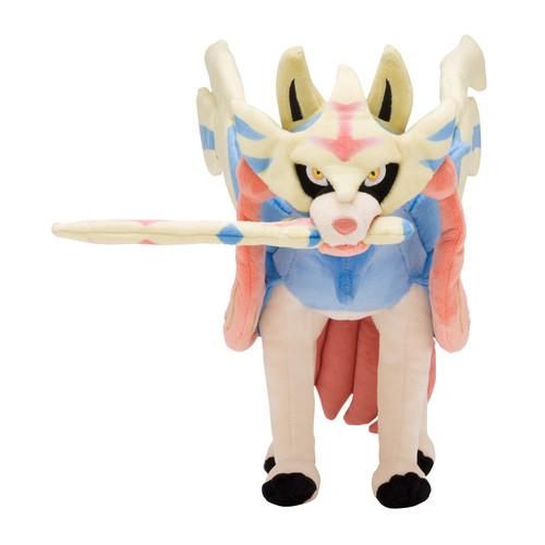 Pokemon Center Original Plush Doll Zacian