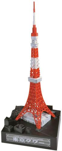 Doyusha 05484 Tokyo Tower 1/2000 Scale Plastic Model Kit