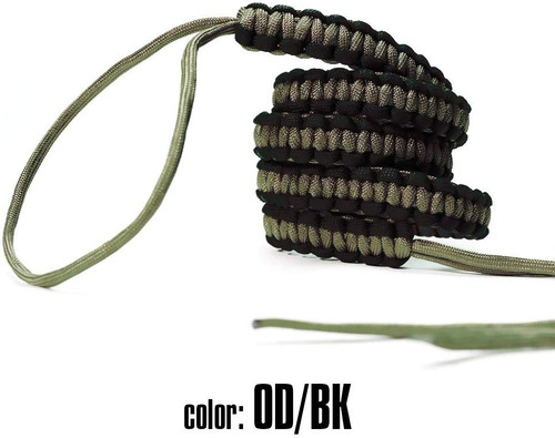 Laylax Satellite Para Cord Sling OD/BK 158000