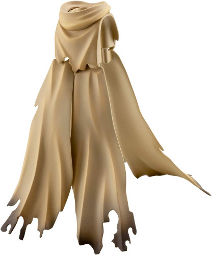 Kotobukiya MSG Modeling Support Goods MO001 Dress Up Parts Crush Cape