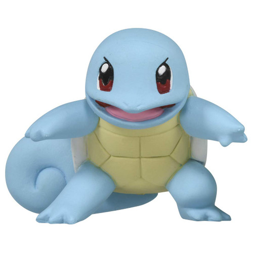 Takara Tomy Pokemon Moncolle MS-13 Squirtle (Zenigame)